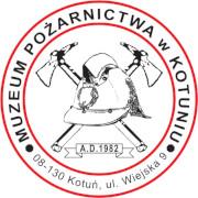 Muzeum Pożarnictwa w Kotuniu Logo