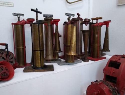 Z działalności historycznej Muzeum Pożarnictwa w Kotuniu